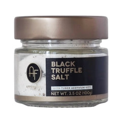 Black truffle salt 100g, Appennino Food