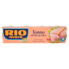 Rio mare Tuna with Olive oil 4x120g