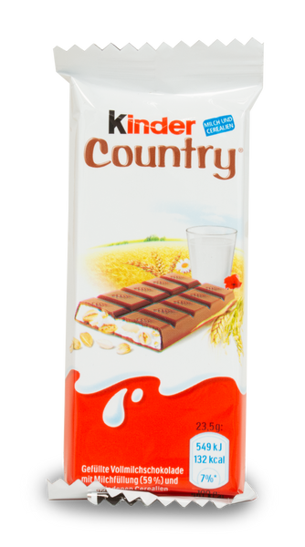 Kinder Country Bar 23,5g