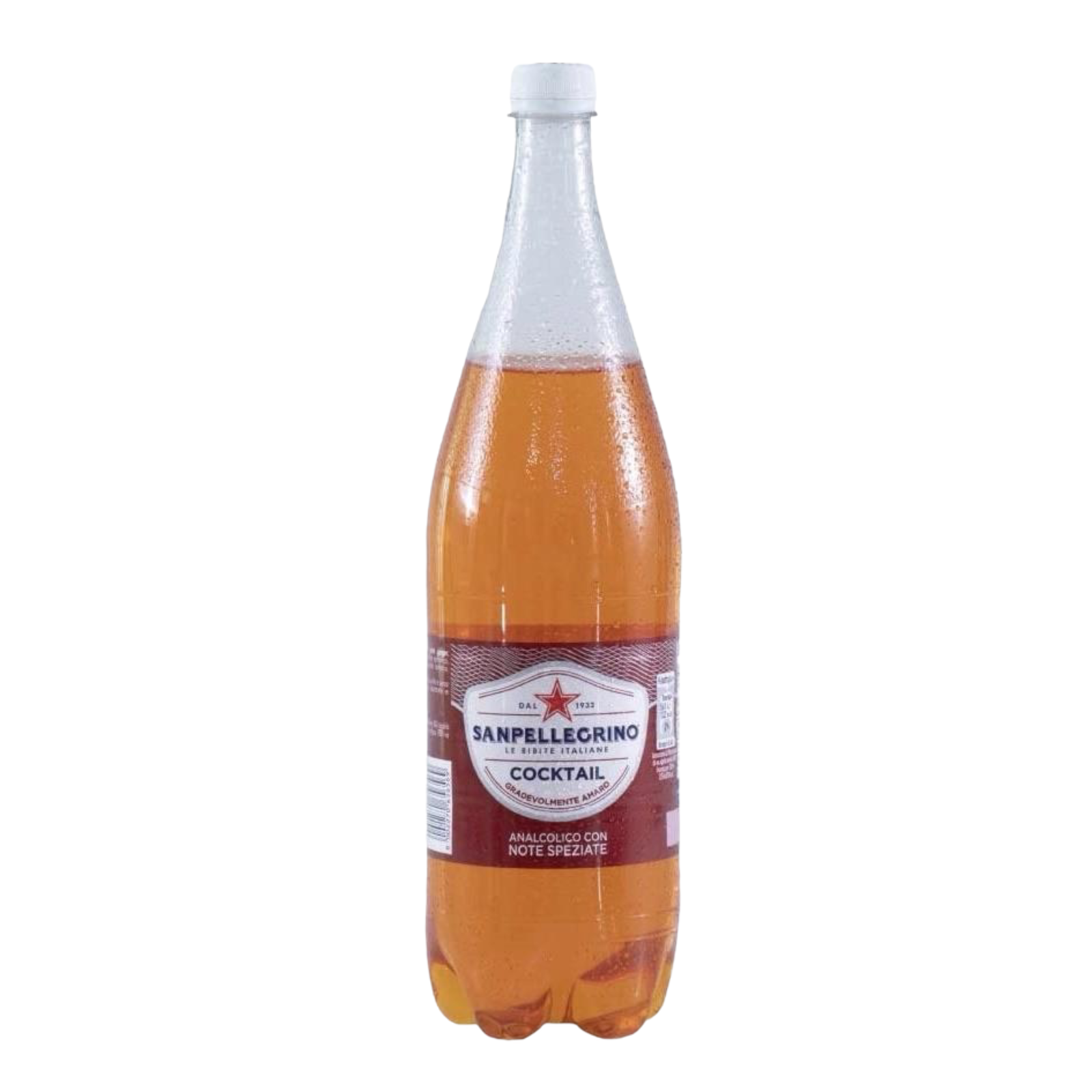Sanpellegrino Cocktail non-alcoholic drink 1,25L