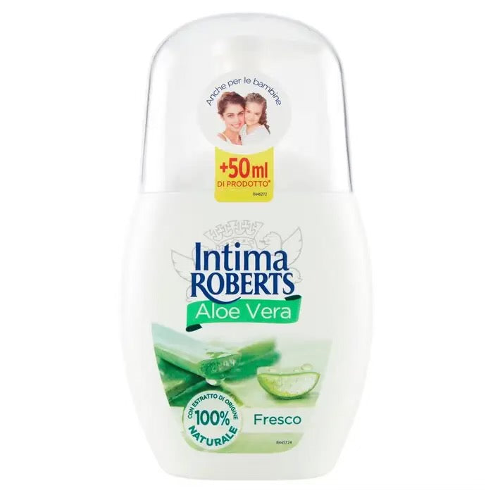 Intima Roberts Intimate Hygiene Soap with Aloe Vera 250ml