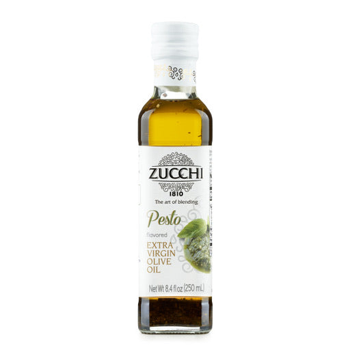 Zucchi Pesto Flavored Extra Virgin Olive oil 8.4oz