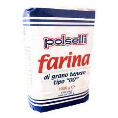 "Polselli Soft Wheat Flour ""00"""