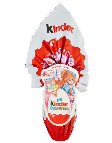Kinder Easter egg Winx club