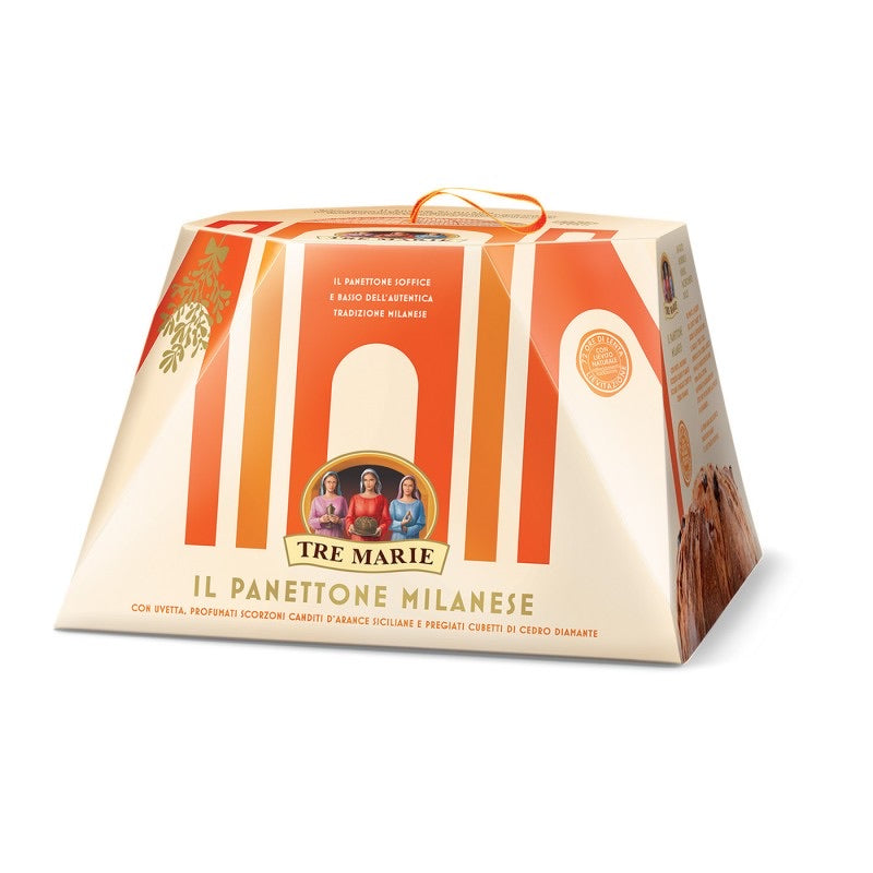 Tre Marie Il Panettone Milanese 1kg