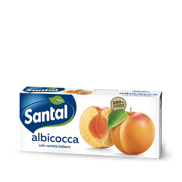 Santal Apricot juice 3x200ml