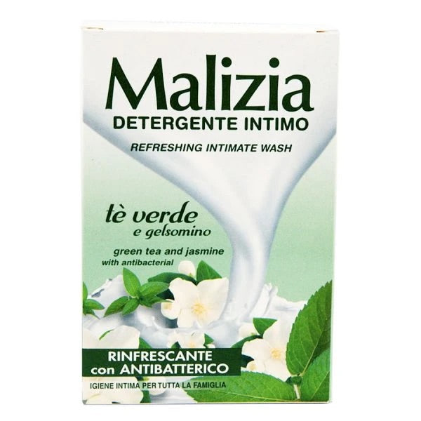 Malizia Intimate Wash green Tea and Jasmine 200ml