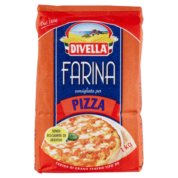 Divella Flour for pizza 1kg
