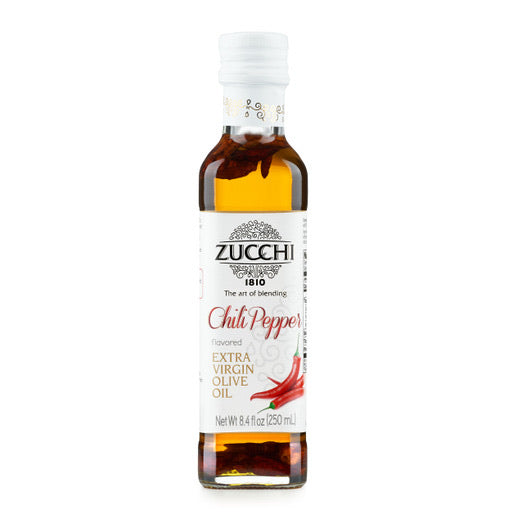 Zucchi Chili Pepper flavored Extra Virgin Olive Oil