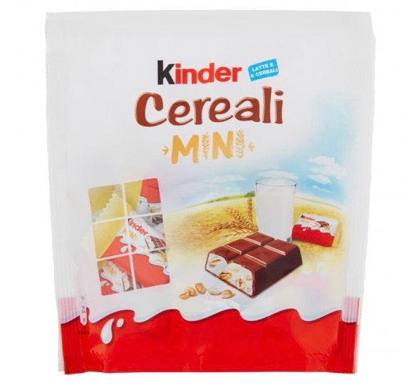 Kinder Cereali Mini 18 pcs