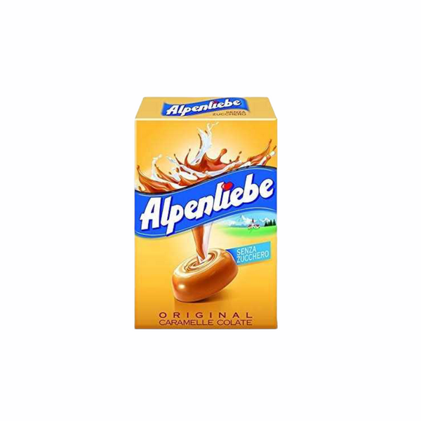 Alpenliebe Original, hard candies 49g