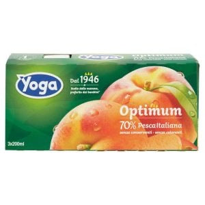 Yoga peach juice 3x200ml