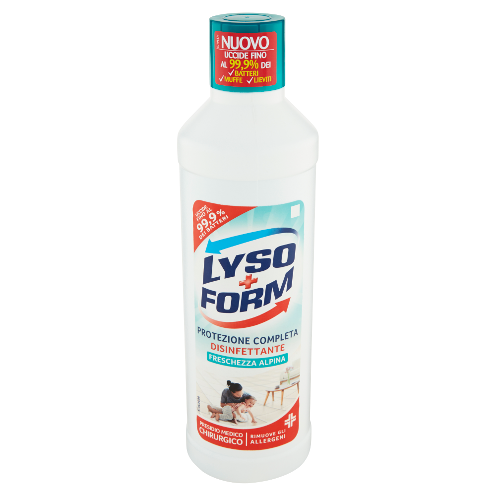 Lyso Form Disinfectant 900ml
