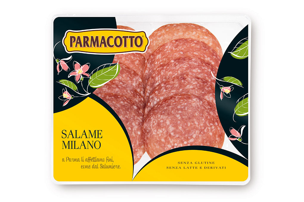Salame Milano Parmacotto 80g
