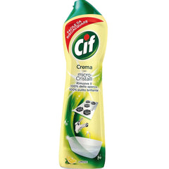 Cif con crema micro-Cristalli lemon essence 500ml