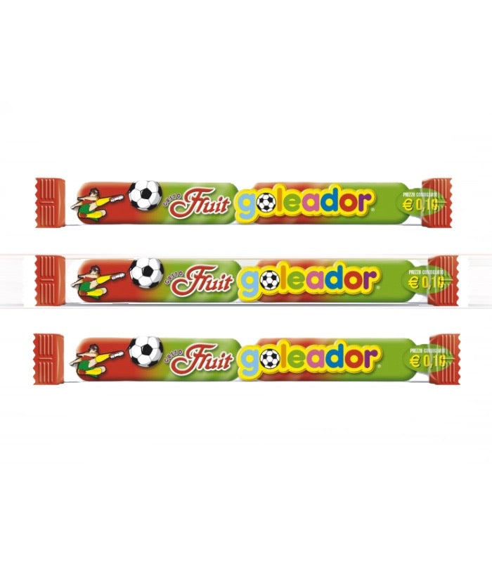 Goleador Fruit 3pcs