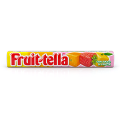 Fruittella Flavours from nature