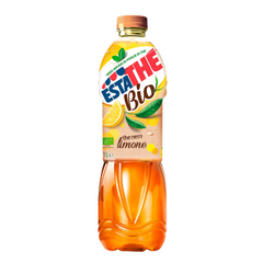 Estathe Bio Lemon black iced tea, organic