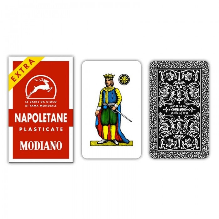Playing Cards Napoletane Modiano
