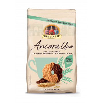 Tre Marie Ancora Uno cookies whole wheat