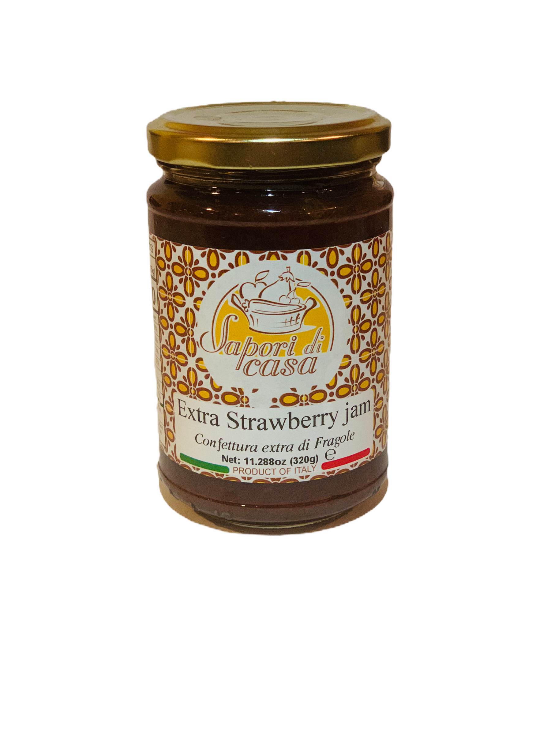 Extra Strawberry Jam, Sapori di Casa 320g