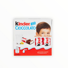 Kinder Cioccolato 4 Bars