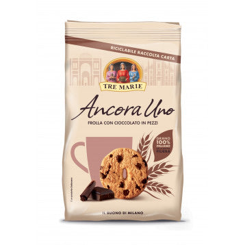 Tre Marie Ancora uno biscuit with chocolate chips 350g