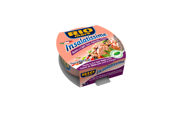 Rio Mare Insalatissime beans and light tuna 160g