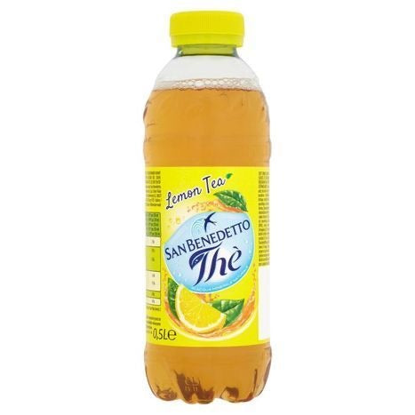 San Benedetto Lemon iced tea 500ml