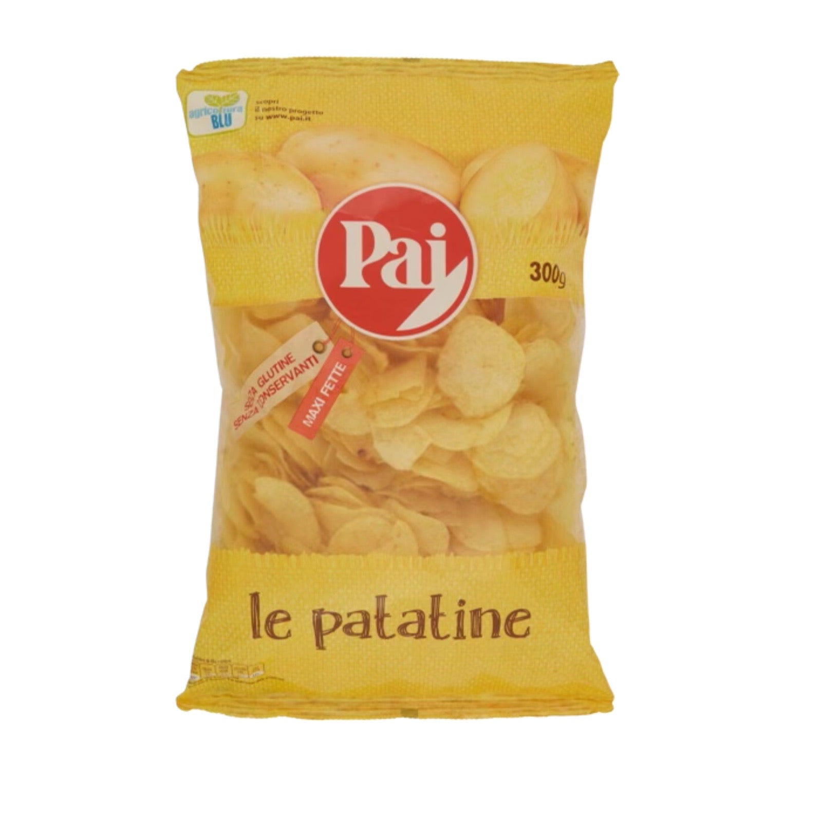 Pai Classic Italian potato chips 300g