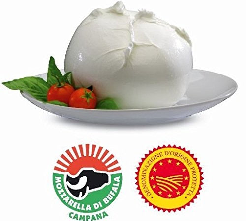 Mozzarella di Bufala DOP from Battipaglia