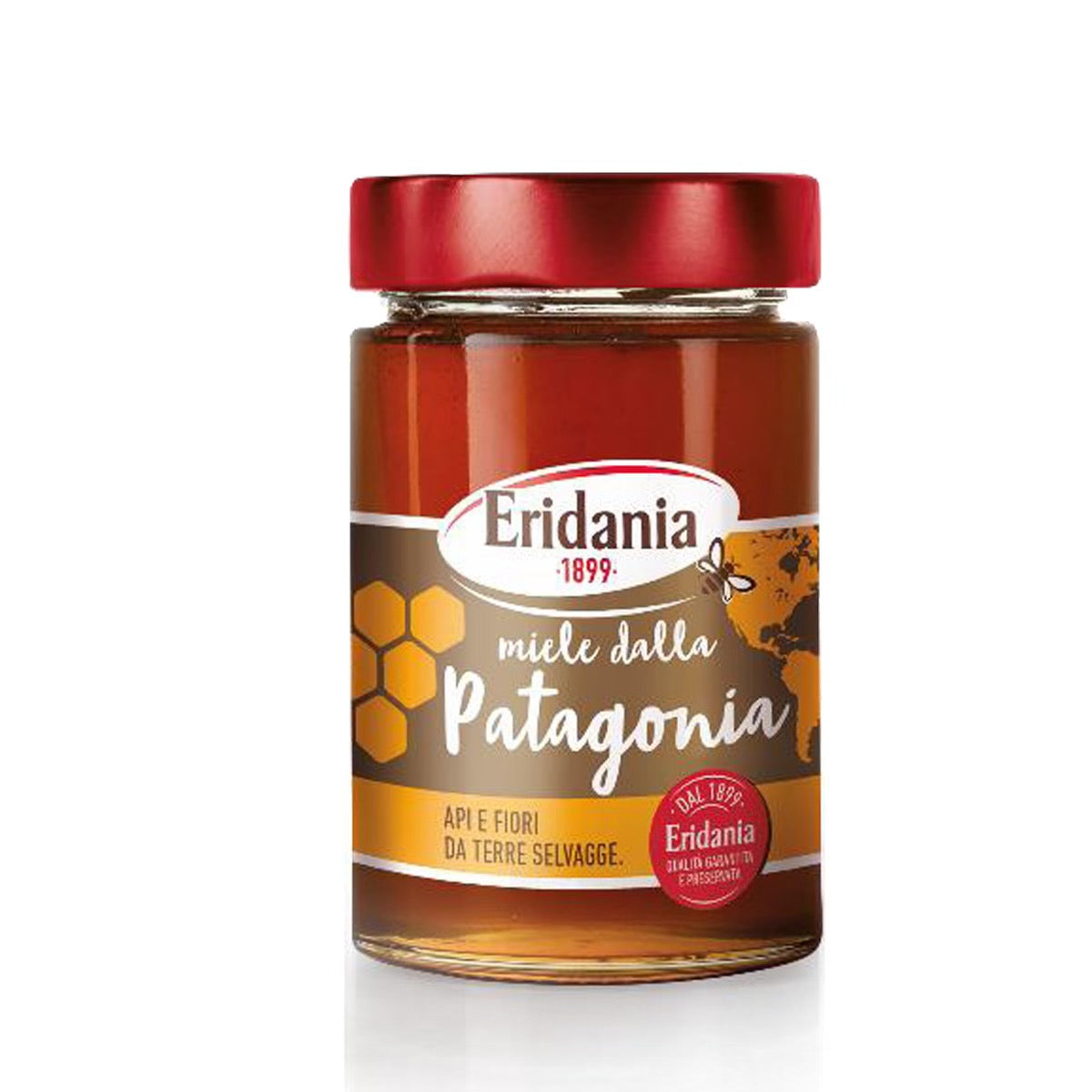 Eridania honey from Patagonia 250g
