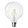 LED Filament Globe Bulbs