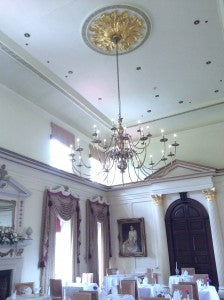 Hintlesham Hall Hotel interior (1)