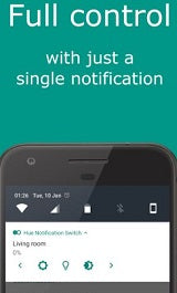 hue notification switch android app 2