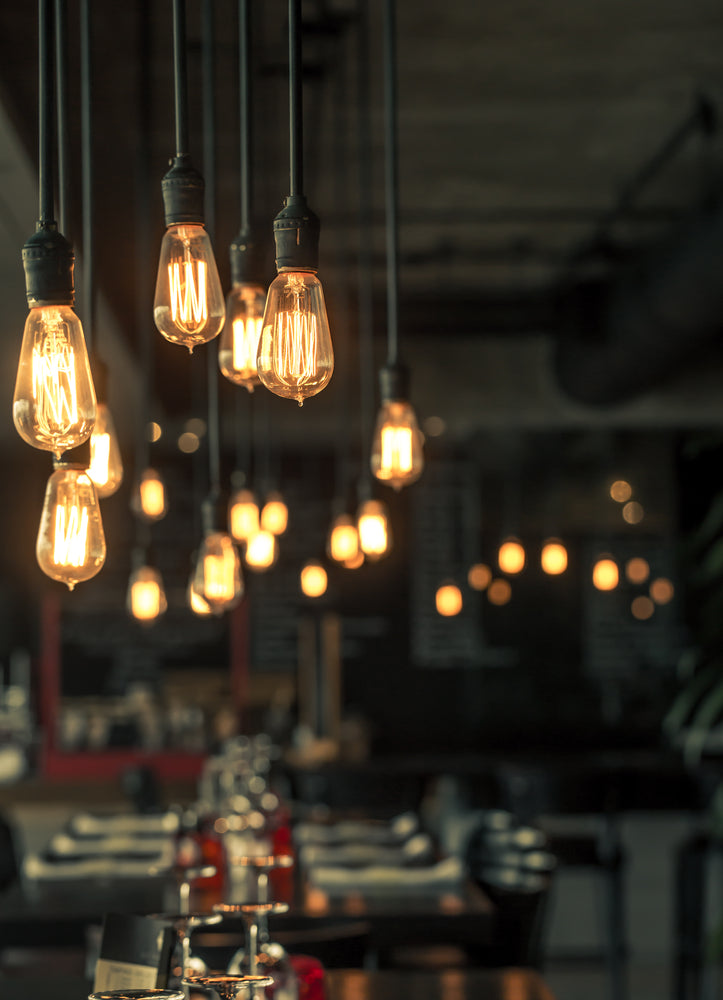 Bar Lighting LED Filament Bulbs