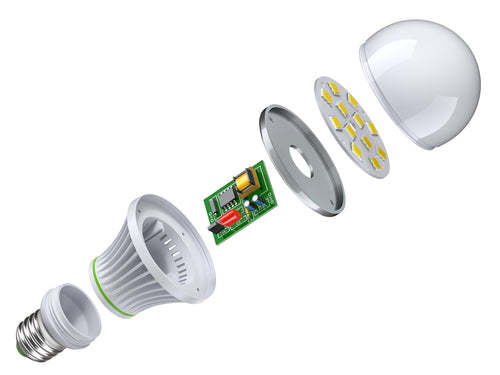 technology in led bulb