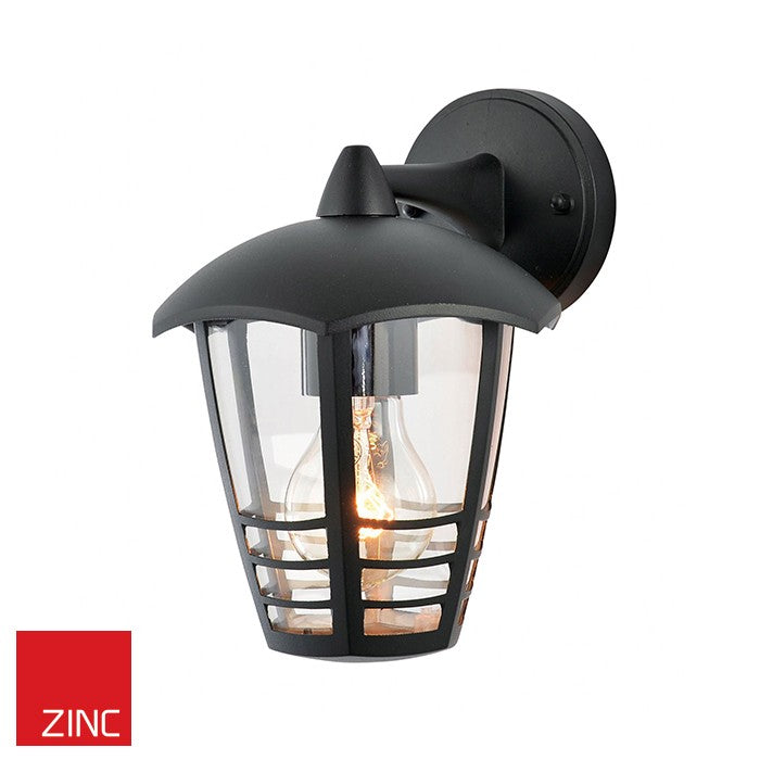 vintage outdoor led wall light