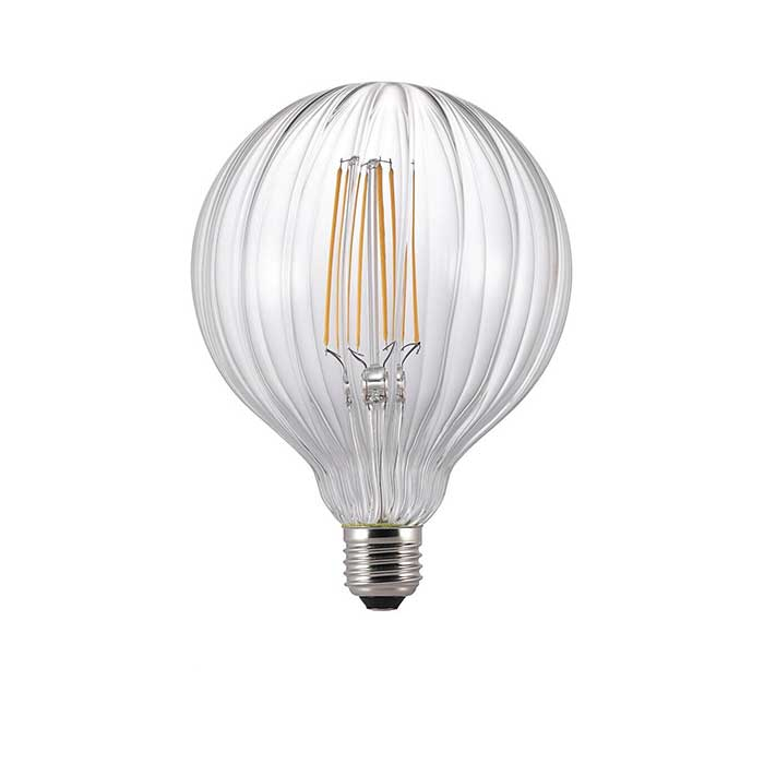 Nordlux 2W E27 Steifen Filament LED - 150lm - 2200K - Clear - Non Dimmable