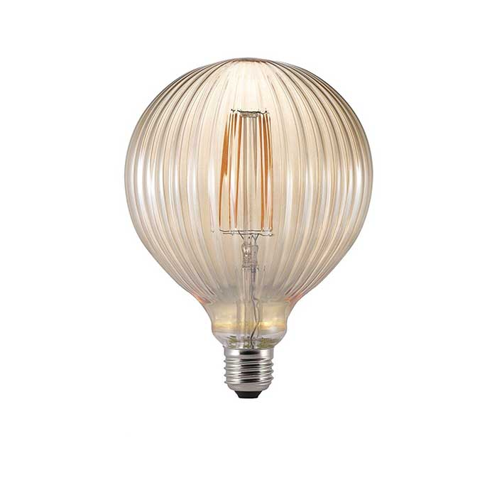 Nordlux 2W E27 Nature Filament LED - 130lm - 2700K - Smoke - Non Dimmable