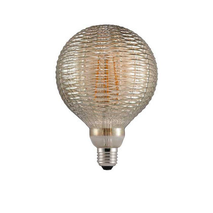 Nordlux 2W E27 Bamboo Filament LED - 130lm - 2700K - Smoke - Non Dimmable