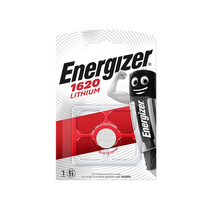 Energizer CR1620 Coin Cell Battery