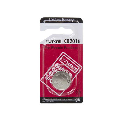Maxell CR2016 Coin Cell Battery