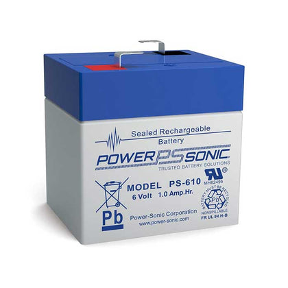 Power-Sonic PS610 SLA Battery
