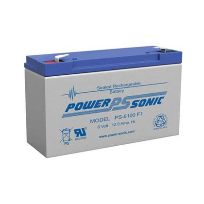 Power-Sonic PS6100 SLA Battery