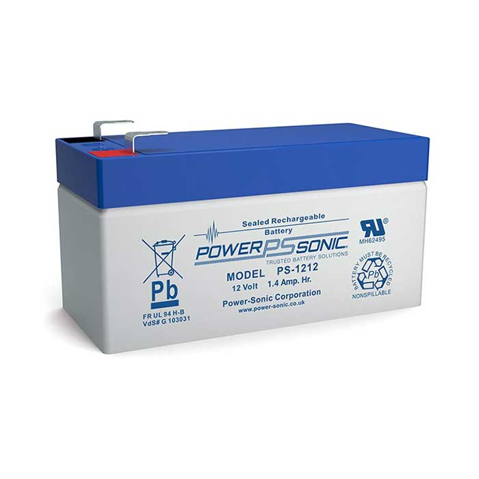 Power-Sonic PS1212 SLA Battery