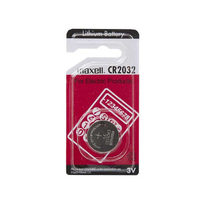 Maxell CR2032 Coin Cell Battery