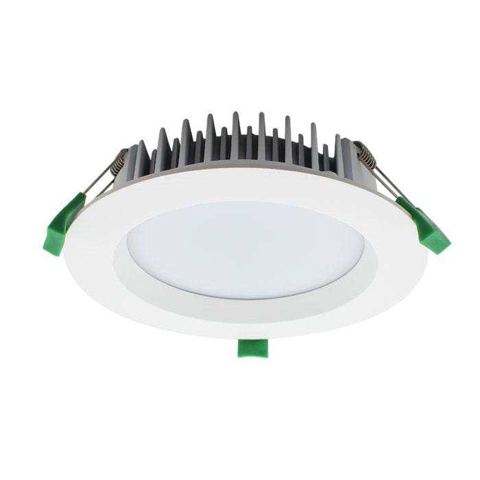 25W LED Downlight - 1850lm - 4000K - Dimmable - White