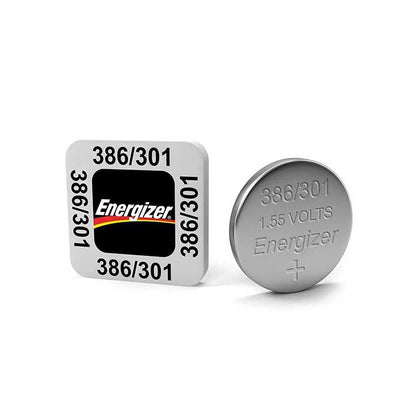 Energizer 301/386 Watch Battery