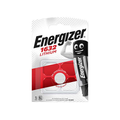 Energizer CR1632 Coin Cell Battery